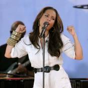 Alicia Keys : Mariage, musique et bébé... une année sur les chapeaux de roue !