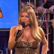 La plantureuse Fergie s'enflamme pour le show de la superbe Jennifer Hudson !