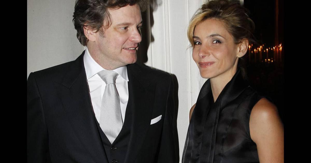 Colin Firth et Clotild...