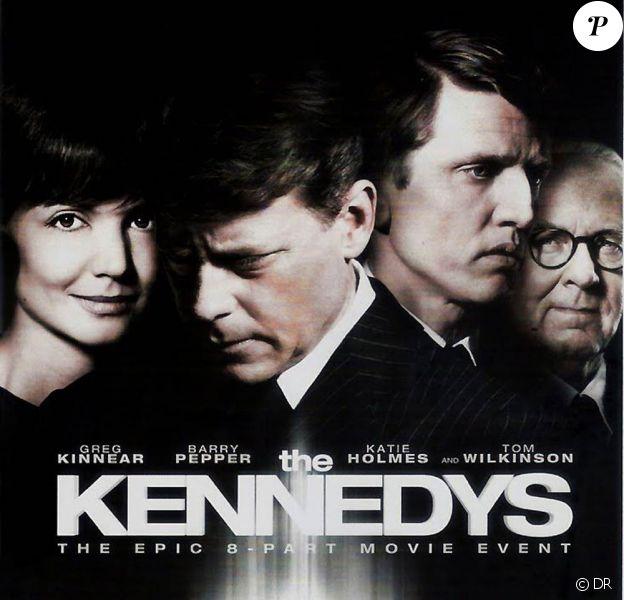 Des images de The Kennedys, qui ne sera jamais diffusée aux Etats-Unis.