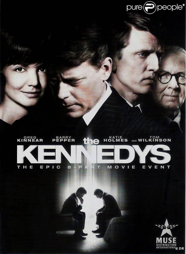 Des images de  The Kennedys , qui ne sera jamais diffusée aux Etats-Unis.