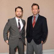 Luke Perry et Jason Priestley : Dylan et Brandon réunis ! Qui est le plus chic ?