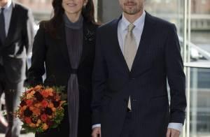 Mary et Frederik de Danemark et leurs bébés :