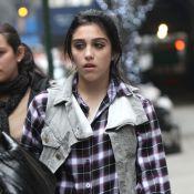 Lourdes Leon : La fille de Madonna affiche un look branché mais petite mine...