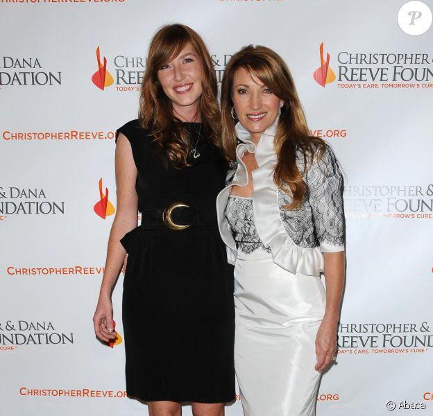 L'actrice Jane Seymour et sa fille Katie Flynn, seront bientôt réunies à l'écran !