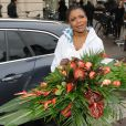 Obsèques de Bobby Farrell de Boney M, à Amsterdam, le 8 janvier 2010 : Glenda Peters