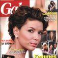 La couverture du magazine  Gala  dans lequel est publiée l'interview de Gérard Lanvin et qui est en kiosques le 12 janvier 2011.