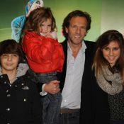 Stéphane Freiss et Smaïn en famille devant une Zazie adorable !