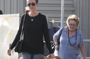 Laeticia Hallyday : Son look parfait met une raclée aux bimbos de L.A. !