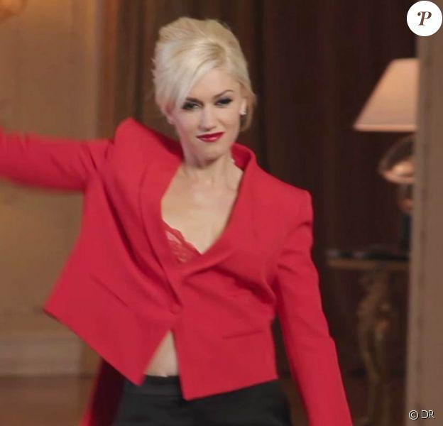 Gwen Stefani dans les coulisses de la publicité L'Oréal Paris