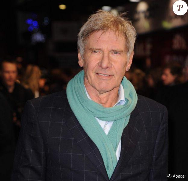 Harrison Ford arrive à la première de Morning Glory, en salles le 6 avril 2011.