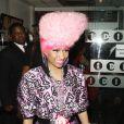 Nicki Minaj, nouvelle star du hip-hop dont les tenues en affolent plus d'un...