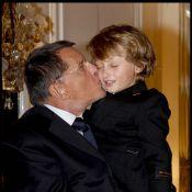 Jean-Claude Camus honoré, mais la star c'est son petit-fils Joalukas Noah !