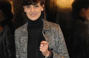Fashion Week : Inès de la Fressange radieuse pour soutenir son ami Karl...