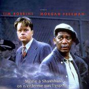 Le film à ne pas rater ce soir : Tim Robbins et Morgan Freeman en prison !