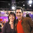 Shirley et Dino, sur le plateau de  Vivement dimanche , mercredi 26 janvier (diffusion prévue le dimanche 30 janvier), participent à l'émission consacrée à Nicolas Canteloup.
