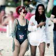 Rihanna et son assistante Melissa