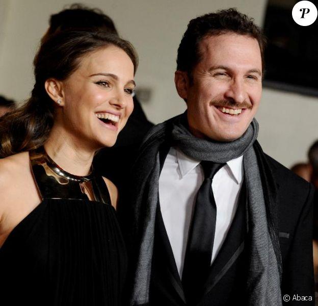 Natalie Portman et Darren Aronofsky à la cérémonie des Director's Guild of America.