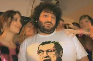Mouloud Achour : Découvrez-le dans une pub délirante pour... Curly !