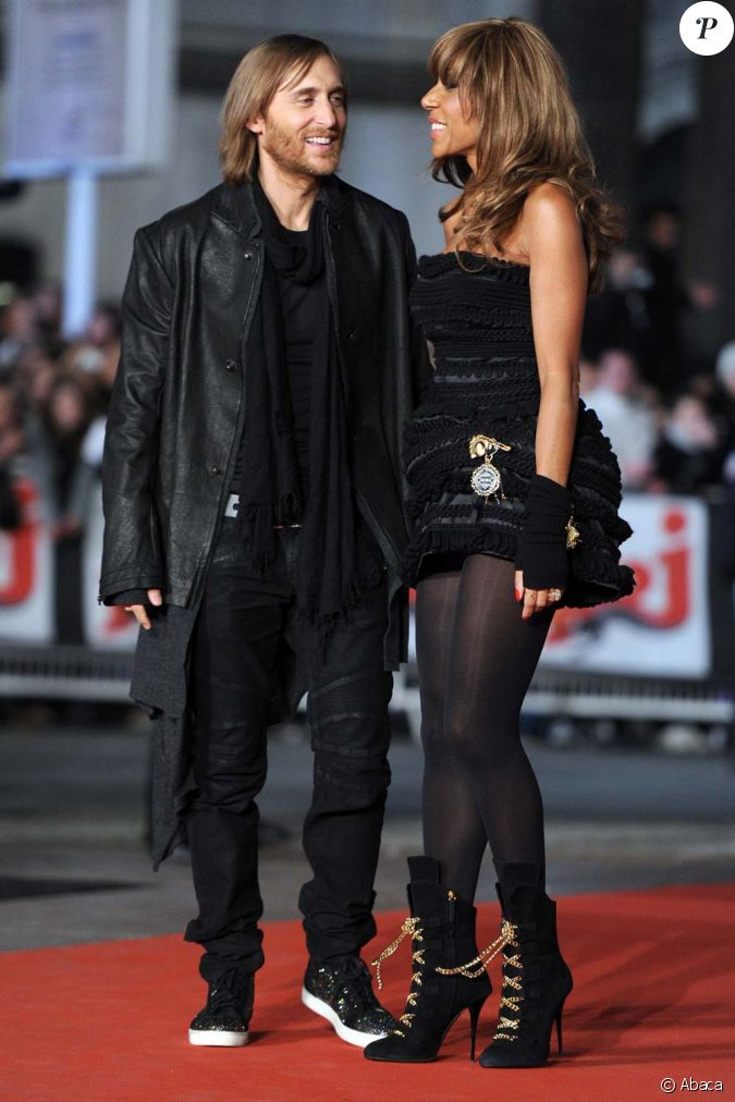 david et cathy guetta nrj music awards cannes le 22 janvier 2011. Black Bedroom Furniture Sets. Home Design Ideas