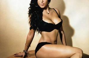 PHOTOS : La sublime Kim Kardashian se dévoile pour vous...