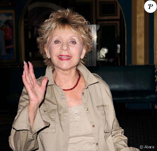 Annie Cordy, Paris, juin 2010