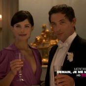 Delphine Chanéac se marie demain, mais est sous le charme d'un autre !