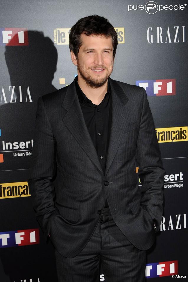 Guillaume Canet aux 18e Trophées du Film français, le 3 février 2011, au Palais de Tokyo.