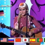 Joyce Jonathan chante aussi en portugais, roumain et allemand ! Funky !