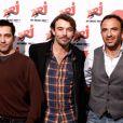 Patrick Puydebat et Sébastien Roch étaient les invités du 6/9 sur NRJ, mardi 8 février.