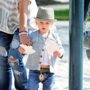 Zuma Rossdale, fils de Gwen Stefani : le filou appartient à un gang !