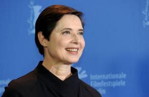 Berlin 2011 : Isabella Rossellini s'impose en beauté pour Jafar Panahi !