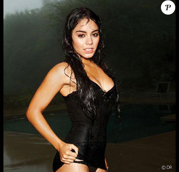 Le shooting de Vanessa Hudgens pour le magazine Details, mars 2011.
