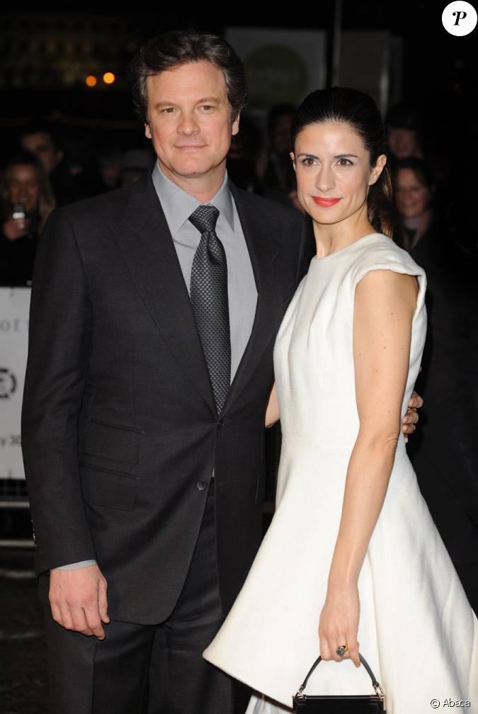 Colin Firth et sa bien...