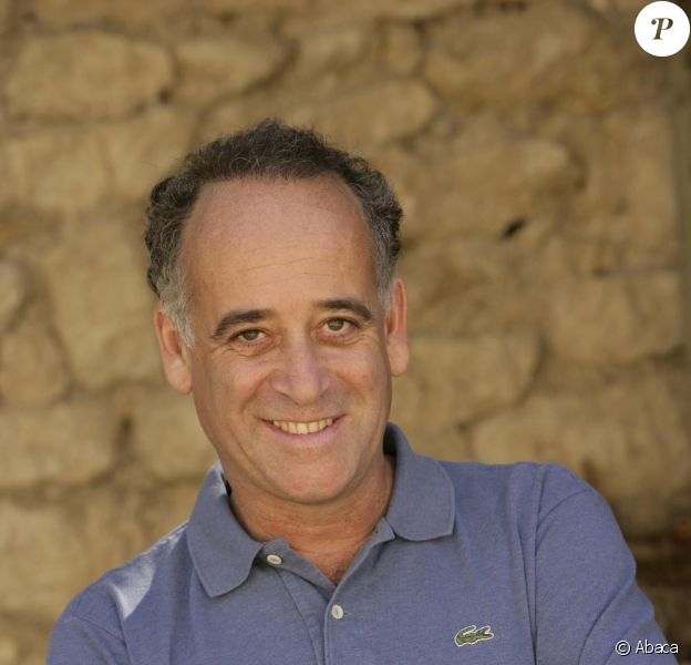 Sylvain Augier, en octobre 2006, à Sommières.