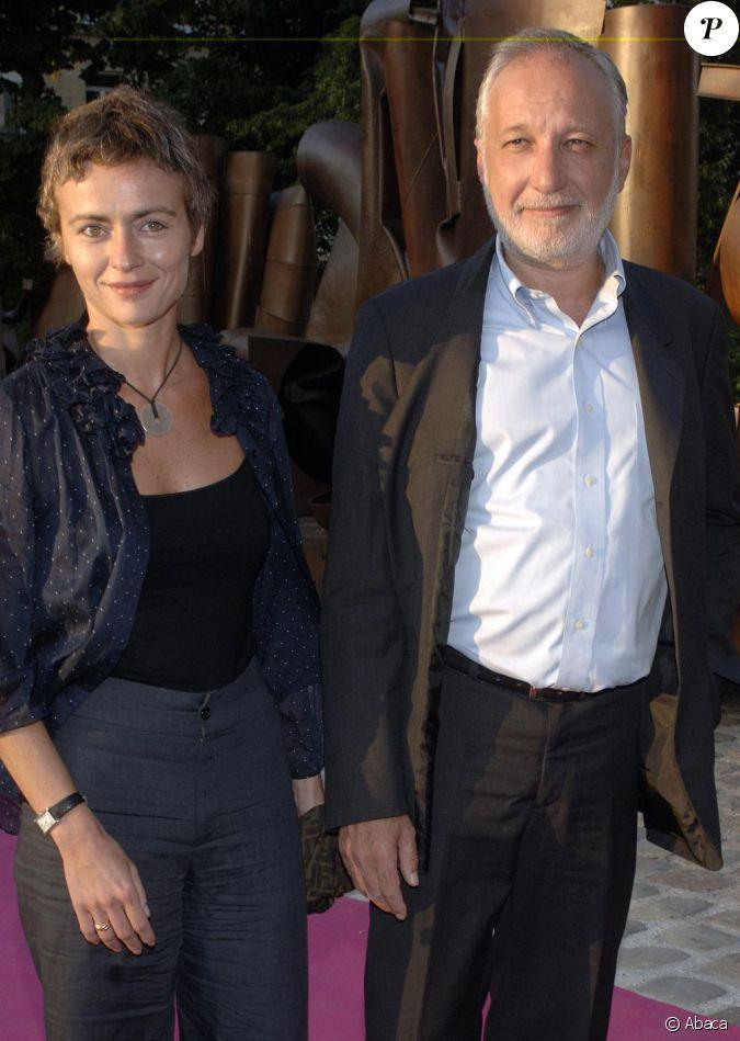 Fran ois berl and et sa femme - Francois busnel sa femme ...