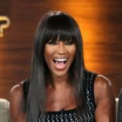 Naomi Campbell charme un présentateur démissionnaire... Restera-t-il ?