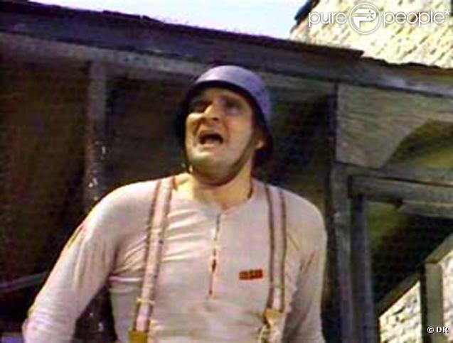 Kenneth Mars dans le film de Mel Brooks, Les Producteurs