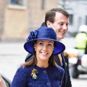 Marie de Danemark : éclatante et épanouie pour une Saint-Valentin royale !