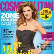 Elisabetta Canalis : la bombe italienne se met au twist... sexy !