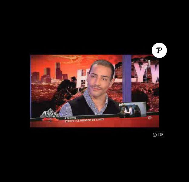 Steevy Boulay était l'invité de l'After des Anges de la Télé-Réalité, vendredi 18 février sur NRJ 12.