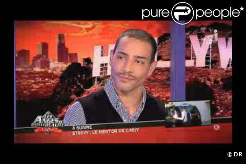 Steevy Boulay était l'invité de l'After des  Anges de la Télé-Réalité , vendredi 18 février sur NRJ 12.