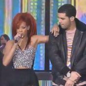 Rihanna : en micro-jupe, elle joue les séductrices pour Justin Bieber et Kanye !