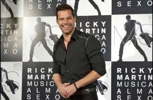 Ricky Martin : Pour le papa des jumeaux, c'est retour à la sobriété !