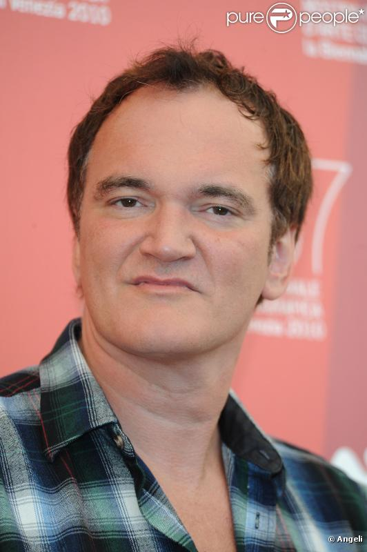 Quentin Tarantino - Gallery Photo Colection