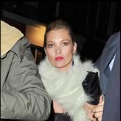 Kate Moss : Sur son 31... mais humiliée avant même de faire la fête !