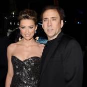 Amber Heard diablement séduisante face à Nicolas Cage et ses drôles de cheveux !