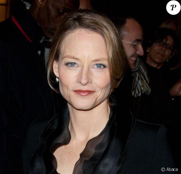 Jodie Foster sera la présidente de la 36e Nuit des César, qui est diffusée en direct et en clair sur Canal+, le vendredi 25 février 2011, à partir de 20h45.