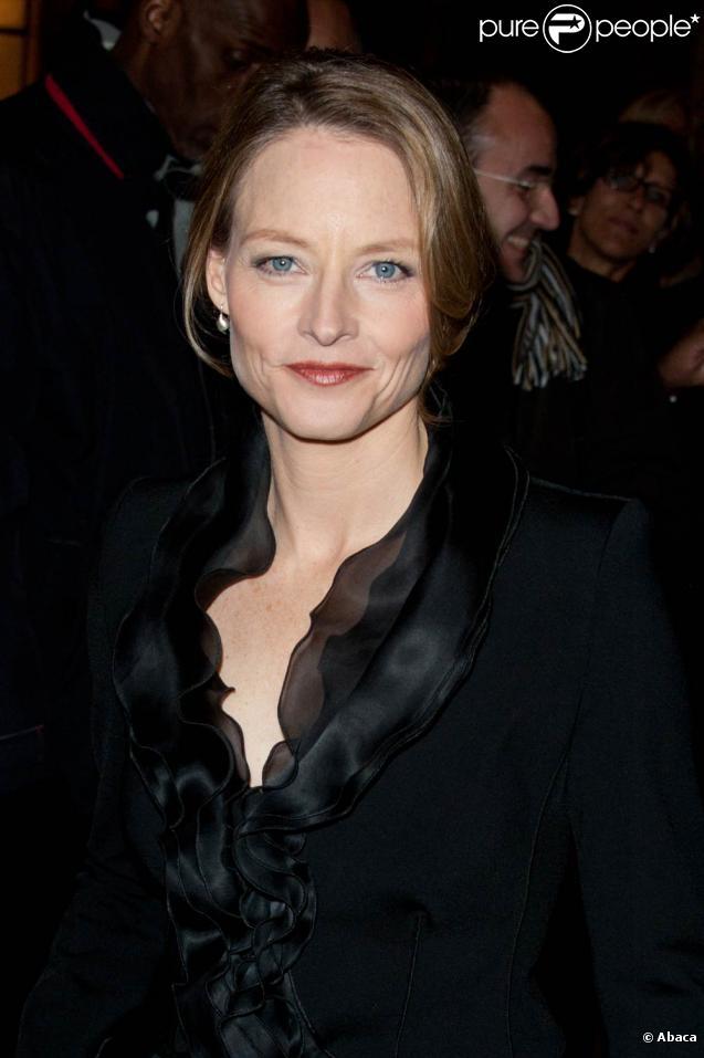 Jodie Foster sera la présidente de la  36e Nuit des César , qui est diffusée en direct et en clair sur Canal+, le vendredi 25 février 2011, à partir de 20h45.