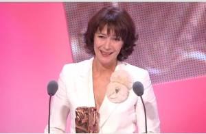 César 2011 : Anne Alvaro obtient le prix du meilleur second rôle féminin !